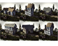 Medieval Buildings Free 3D model