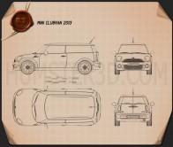 Mini Clubvan 2013 Blueprint