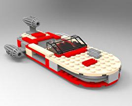 Lego Landspeeder Star Wars