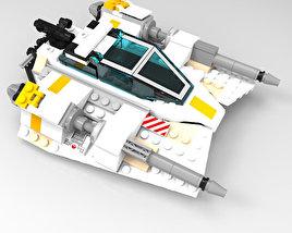 Lego Snowspeeder Star Wars