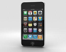 Apple iPhone 3G Black 3D model