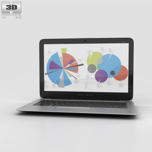 HP EliteBook Folio 1020 G1 3D model