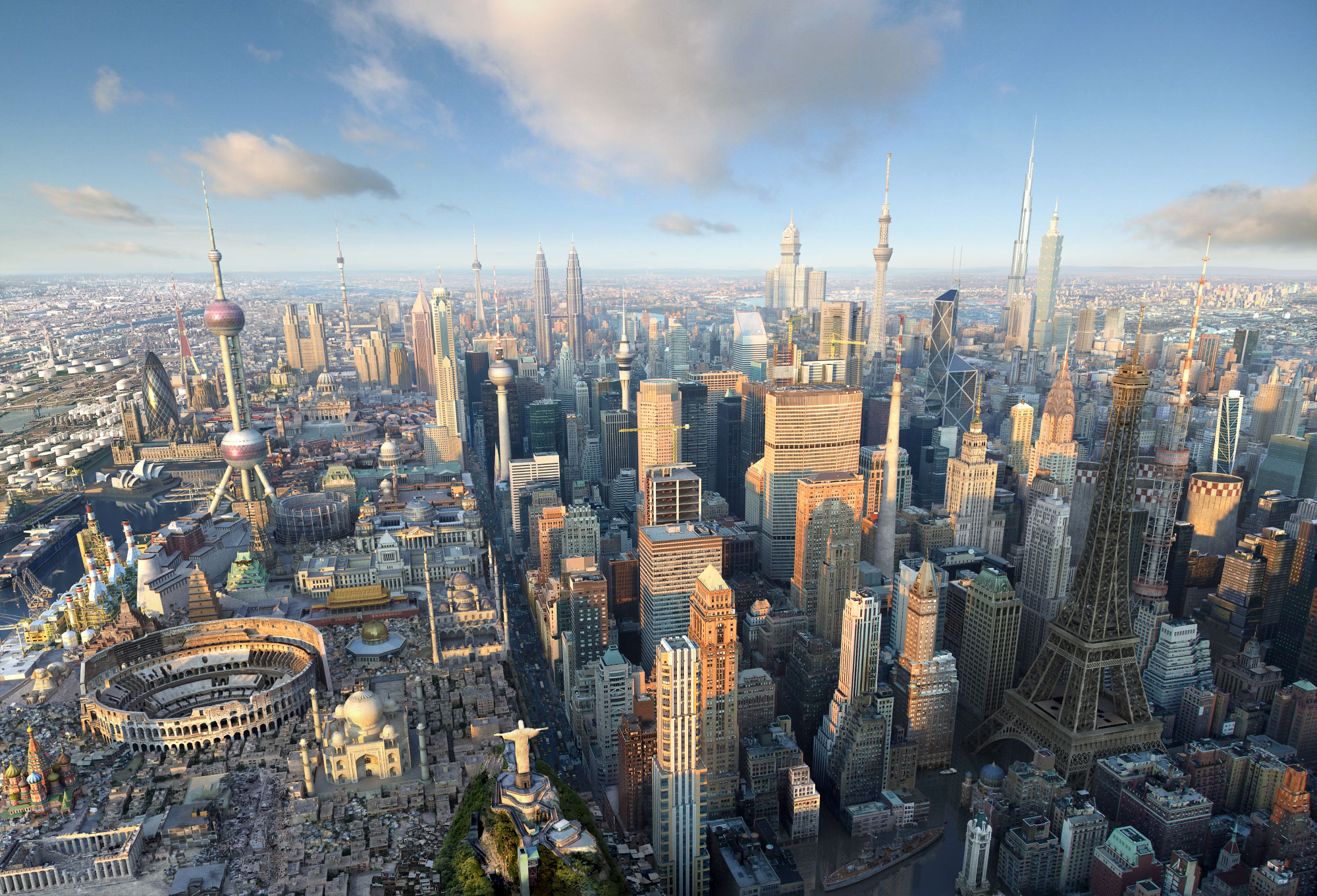 Earth City
