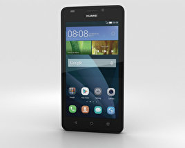 Huawei Y635 Black 3D model