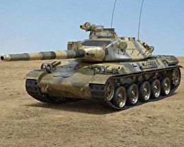 3D model of AMX-30