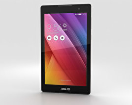 3D model of Asus ZenPad C 7.0 Aurora Metallic