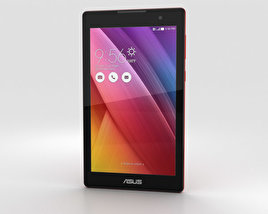 3D model of Asus ZenPad C 7.0 Red