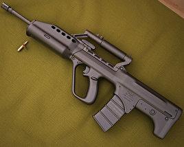 3D model of SAR 21