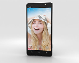 Vivo Xshot Black 3D model