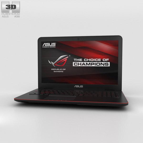 Asus GL551 3D model