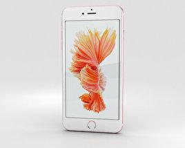 Apple iPhone 6s Plus Rose Gold 3D model