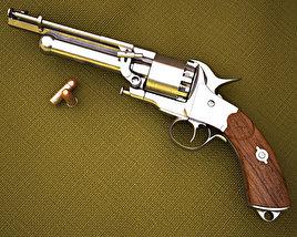3D model of LeMat Revolver