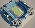 Sun Life Stadium 3d model
