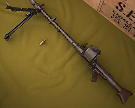 3D model of MG 34