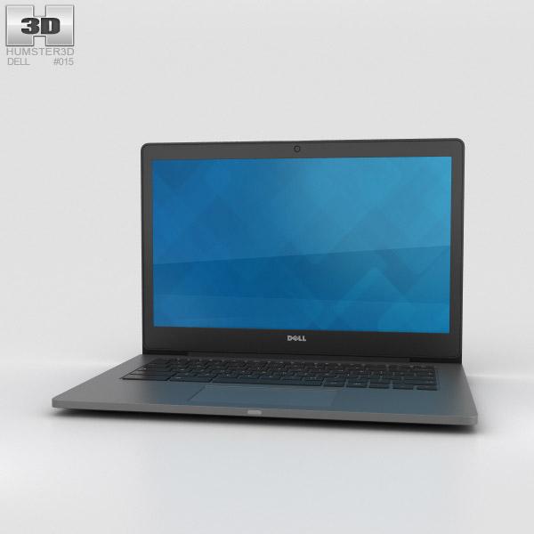 Dell Chromebook 13 3D model