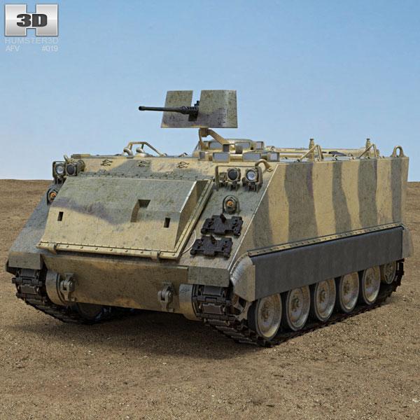 M113 3D model