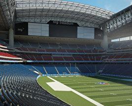 3D model of NRG Stadium