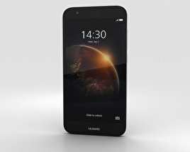 3D model of Huawei G8 Black