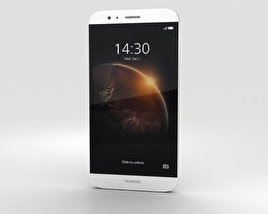 3D model of Huawei G8 White