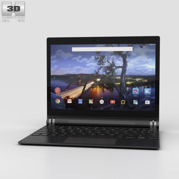 Dell Venue 10 7000 3D model