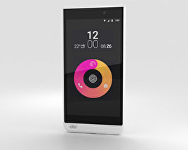 Obi Worldphone SJ1.5 White 3D model