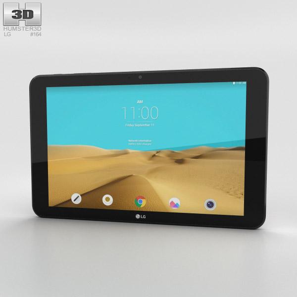 LG G Pad II 10.1 Brilliant Bronze 3D model