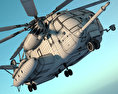 Sikorsky CH-53E Super Stallion 3d model