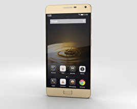 3D model of Lenovo Vibe P1 Gold