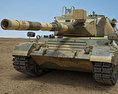 Leopard 1 3d model