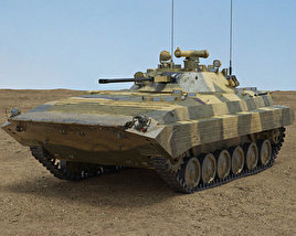 3D model of BMP-2