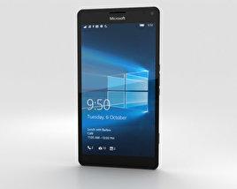 Microsoft Lumia 950 XL White 3D model