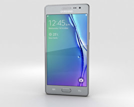 3D model of Samsung Z3 Silver
