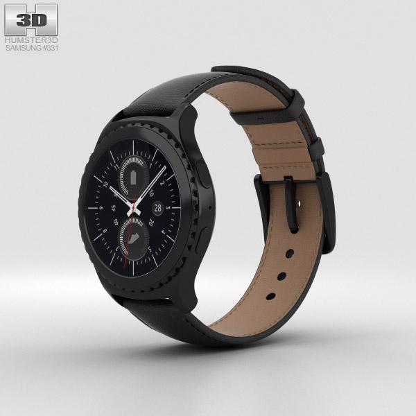 Samsung Gear S2 Classic 3D model