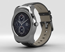 3D model of LG Watch Urbane Silver