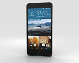 3D model of HTC Desire 728 Black