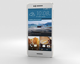 3D model of HTC Desire 728 White