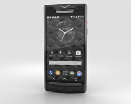 Vertu Signature Touch (2015) Pure Jet Lizard 3D model