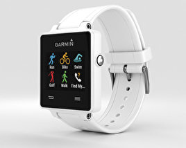3D model of Garmin Vivoactive White