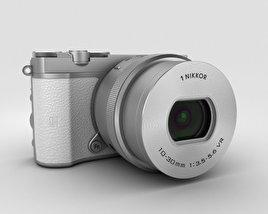 3D model of Nikon 1 J5 White