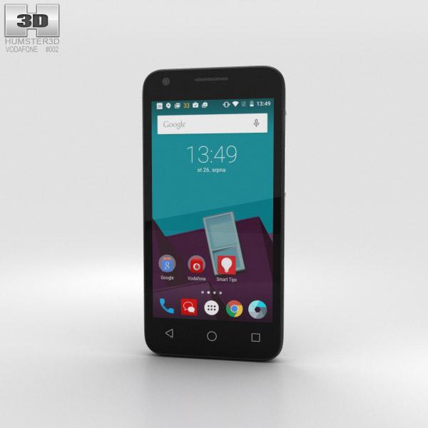 Vodafone Smart Speed 6 Silver 3D model