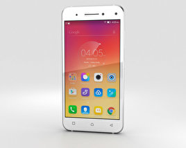 3D model of Lenovo Vibe S1 Pearl White