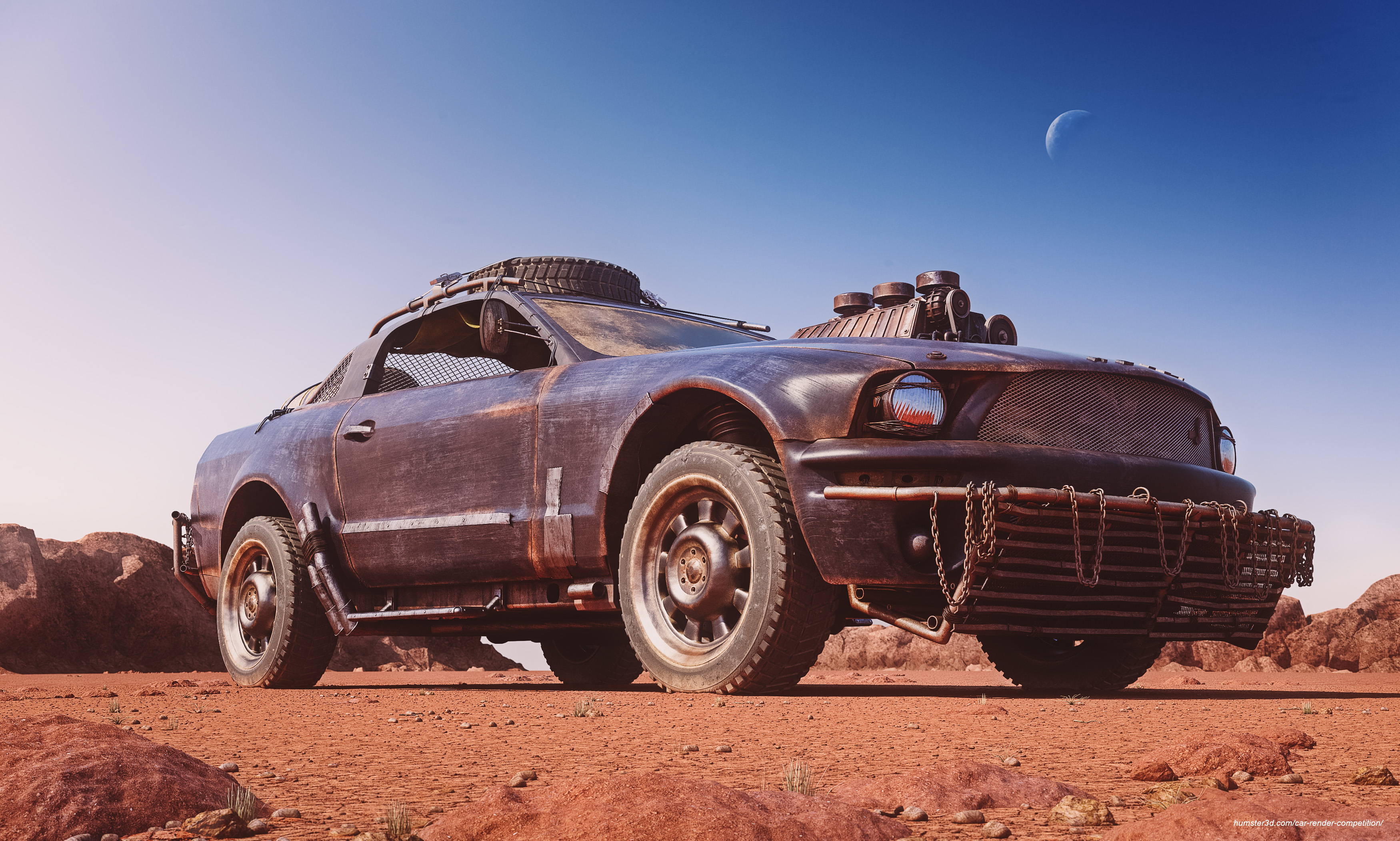 Mustang Shelby -