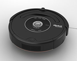 3D model of iRobot Roomba 581