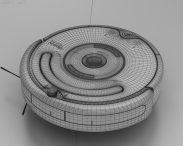 iRobot Roomba 581 3d model