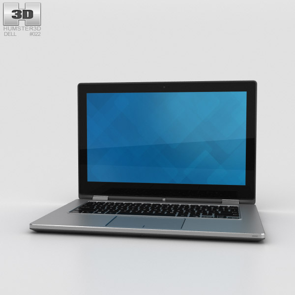 Dell Inspiron 13 2-in-1 Special Edition 3D model
