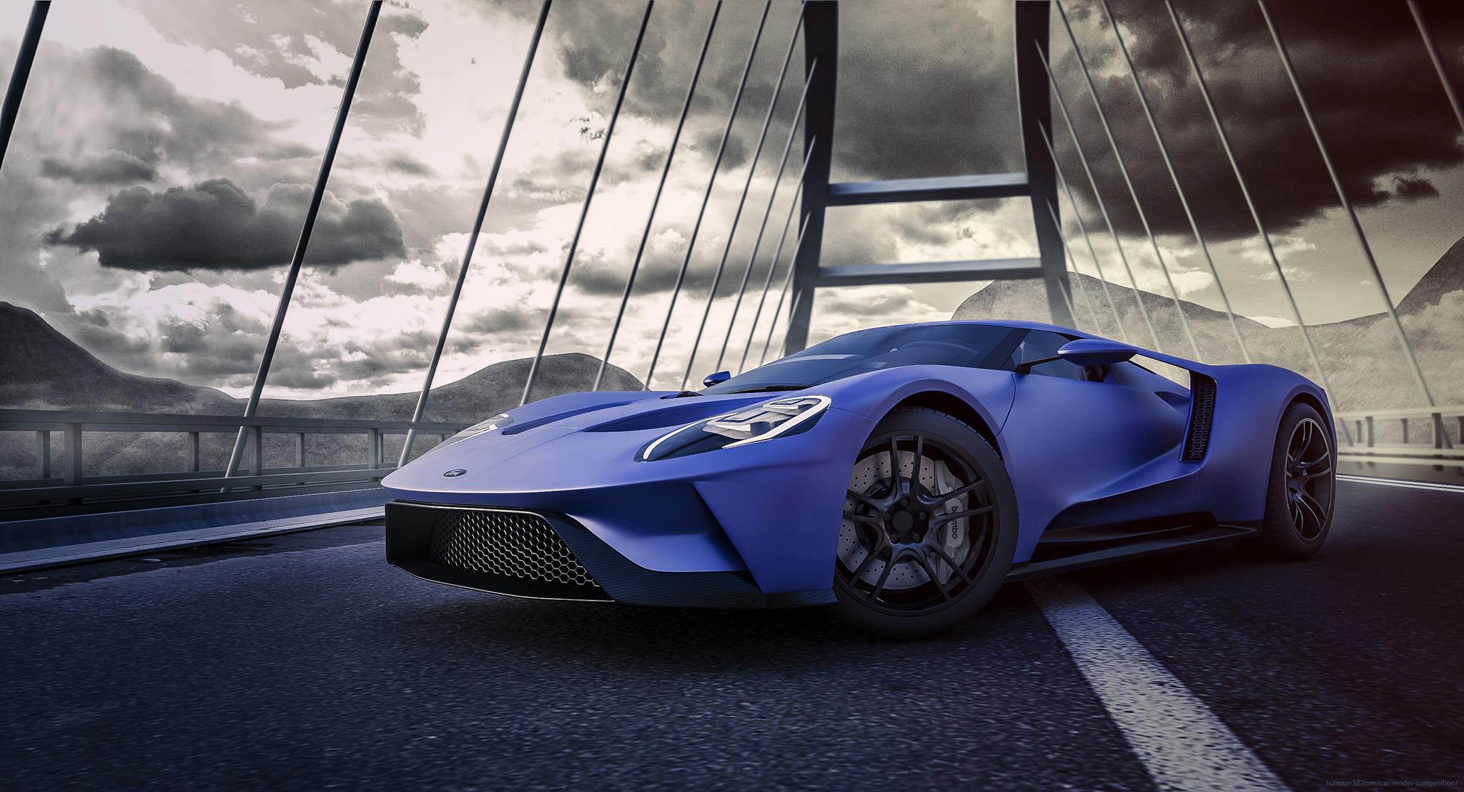 Bridge GT 3d art