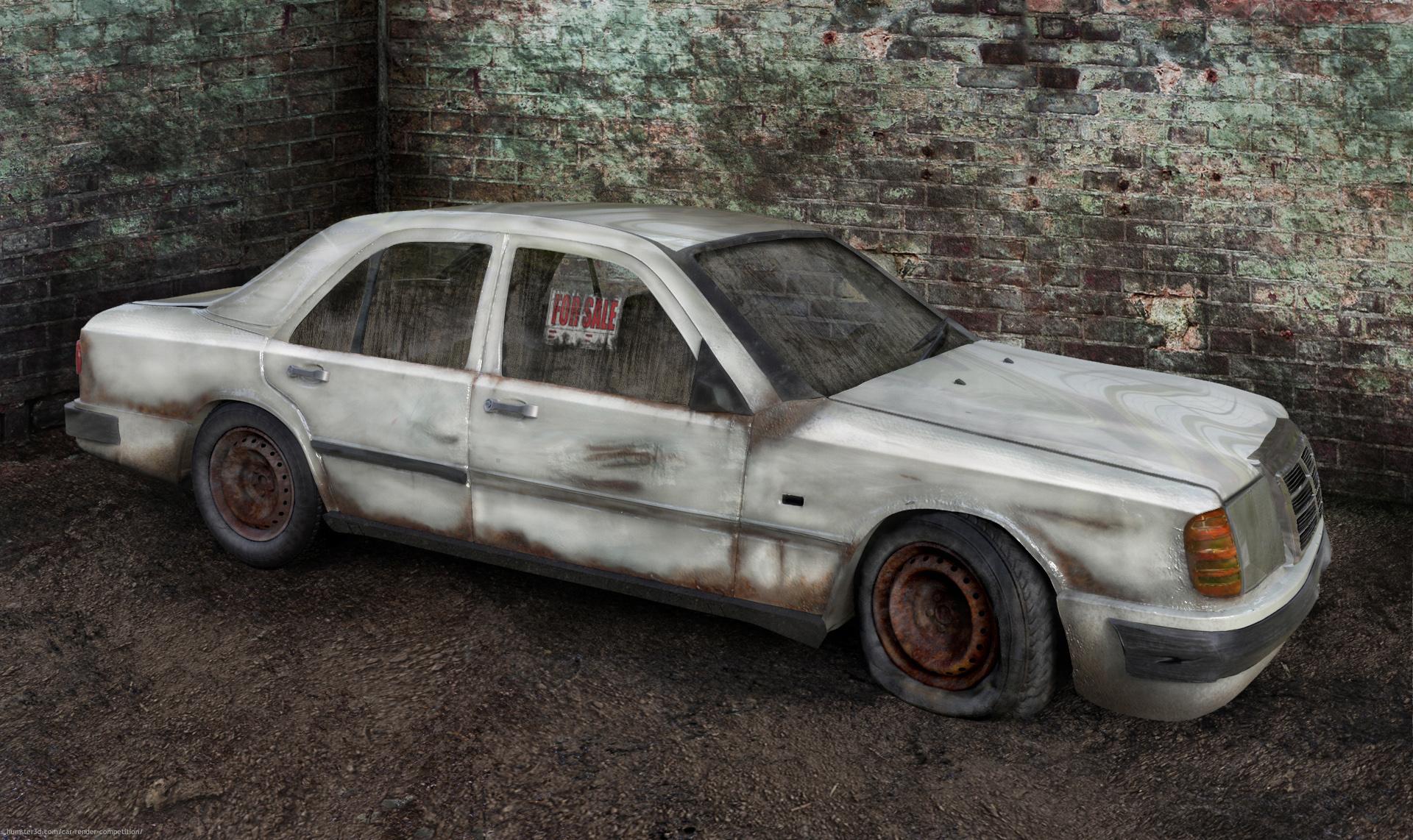 Rust in Peace 3d art