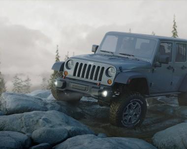 Jeep Rubicon 10th Anniversary