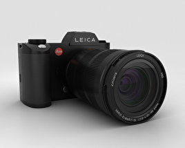 3D model of Leica SL (Typ 601)