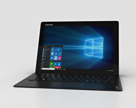 3D model of Lenovo Ideapad MIIX 700